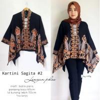 blouse batik kartini sagita #2