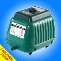 RESUN LP-100 Pompa Udara Aerator Low Noise Air Pump Blower 100w 140L/m