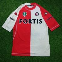 Original Jersey Feyenoord 2004-05 Home Baju Bola Asli