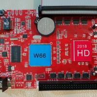 HD W66 Support 2048 x 512 (WIFI + USB) 32x Hub12