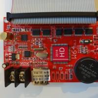 HD-W64 Support 16x hub12 (WIFI + USB) Size 1024 x 256