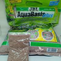 Pupuk Dasar Aquascape JBL Aquabasis Repack 250gram 250 gram
