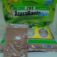 Pupuk Dasar Aquascape JBL Aquabasis Plus Repack 500Gr 500 Gram