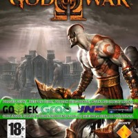 GOD OF WAR 2 CD DVD GAME PC GAMING PC GAMING LAPTOP GAMES