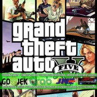 GRAND THEFT AUTO V CD DVD GAME PC GAMING PC GAMING LAPTOP GAMES