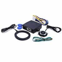 Alarm Mobil Push Button Start Stop Engine RFID Agya
