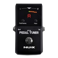 NUX PT-6 Guitar/Bass Pedal Tuner Chromatic