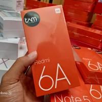Xiaomi Redmi 6A RAM 2/16 GB - Garansi Resmi TAM
