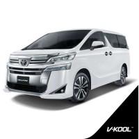 Kaca Film V-KOOL Toyota Velfire (Depan VK40)