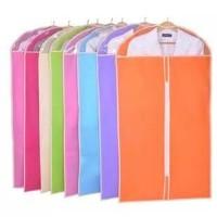 Cover Baju / Non Woven Cloth Dust Cover / Cover Pakaian 110x60cm