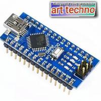 Arduino Nano v3 ch340 sudah di solder