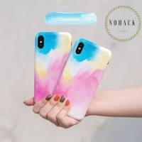 cotton candy case all iphone 5 5s se 6 6s 6+ 6S+ plus 7 7+ 8 8+ X lucu