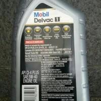 Oli Diesel Mobil Delvac 1 5W40 Paket 8 Liter onderdil top