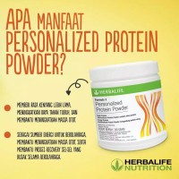 Herbalife-PPP PPP PERSONALIZED PROTEIN POWDER