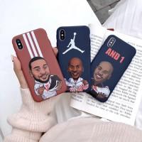Xiaomi Mi 8 A1 A2 Mia2 Mia1 Lite AND I NBA BASKET CASE