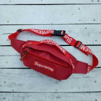 Supreme waistbag ss18/Tas Selempang/Tas Bahu /Shoulder Bag New Terbaru