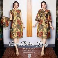 Dress batik wanita bolero keong