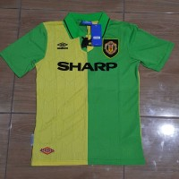 Jersey Retro Manchester United Away 1992-94