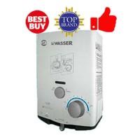 Water Heater Gas Wasser Type:WH-506A(Gas LPG) Khusus Medan