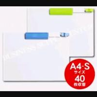 kokuyo clip board landscape k2yoha-nps73
