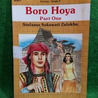 Graded reading series - fiction stage 3 - Boro hoya part one-Stefanu