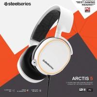Steelseries Arctis 5 2019 RGB | 7.1 Surround Headset Gaming