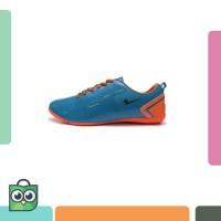 Sepatu Eagle Oscar Dark Tosca Orange – Futsal Shoes
