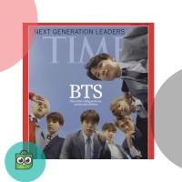 BTS TIME MAGAZINE   POSTER