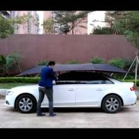 Automatic Portable Car Umbrella
