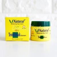 Info Cream Temulawak V Natural Katalog.or.id