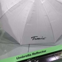 Tronic Umbrella Transparant 36 Payung Putih untuk Studio