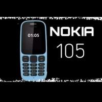 Nokia 105 New 2 sim card