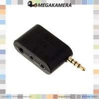 Rode SC6 Dual Microphone Input and Headphone martphone Audio Splitter