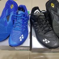 YONEX SEPATU BADMINTON AERUS 3 BLUE @BLACK