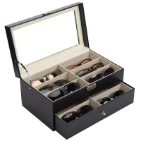 Kotak Display Kacamata Eyeglasses Sunglasses Box 12 Slot