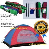 Tenda Lipat, Tenda anak, Tenda Gunung Outdoor, Tenda Camping Dome Tent