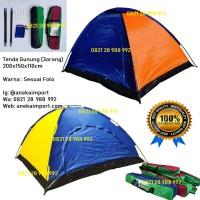 Tenda Kemping Dome, Tenda Gunung, Tenda Lipat, Tenda anak eiger, Tent