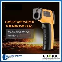 GM320 Digital Infrared Thermometer Termometer Temperatur Suhu