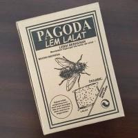 Lem Lalat cap Pagoda