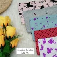 Legging Anak GRISELDA - Leging Anak Import Full Motif - size XXL