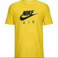 kaos t-shirt pria Bigsize 3xl 4xl Nike air