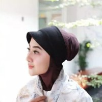 iner soft pad for potton square dalaman jilbab/hijab/ciput topi