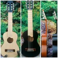 gitar lele gitalele akustik yamaha senar 6