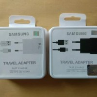 Charger Samsung Tipe C S8/S8+/S9/S9+/S10+ Fast Charging Original 100%