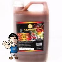 Kikkoman Gochujang Sauce- Sambel Pasta Jerigen 2L Halal