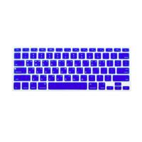 Keyboard Protector Macbook Label Korea - Layout US - Blue