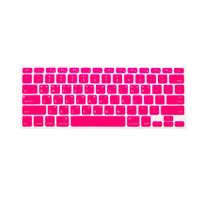 Keyboard Protector Macbook Label Korea - Layout US - Pink