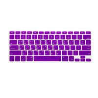 Keyboard Protector Macbook Label Korea - Layout US - Purple