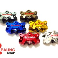 Kaliper Brembo 2 Piston CNC