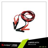 Nankai Kabel Aki / Jumper Aki / Jumper Accu 600A 2.5M